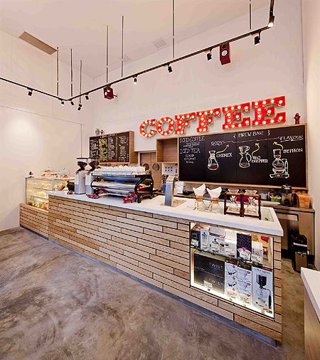 5 Top Singapore Coffee Shops Coffee Shop Small Coffee Shop Cafe Interior