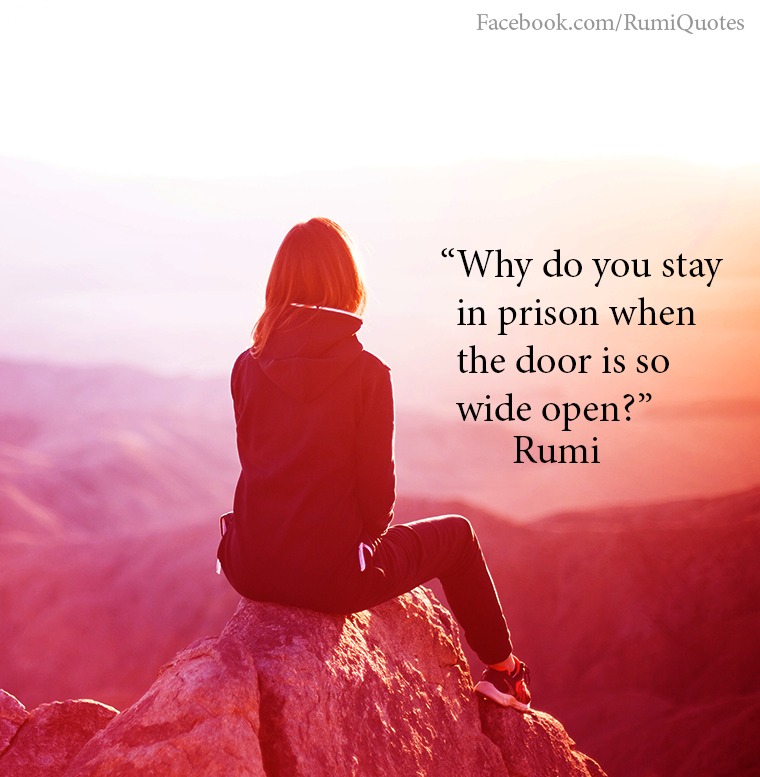 Discover the Top 25 Most Inspiring Rumi Quotes: mystical Rumi ...
