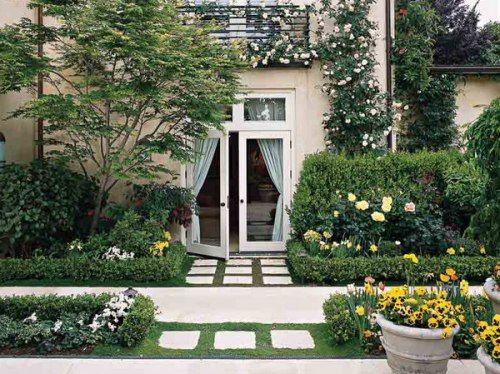 house entrance ideas google search - House Garden Decoration