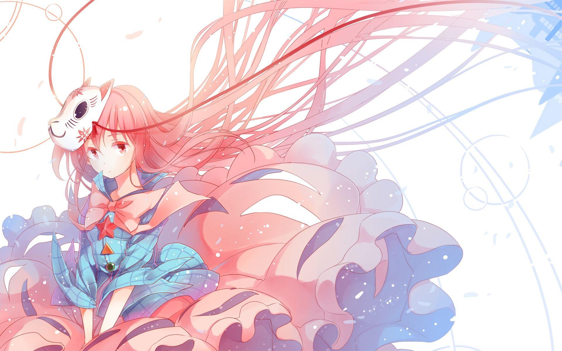 Touhou おしゃれまとめの人気アイデア Pinterest Elsa Sanchez アニメの女の子 日本美術 イラスト