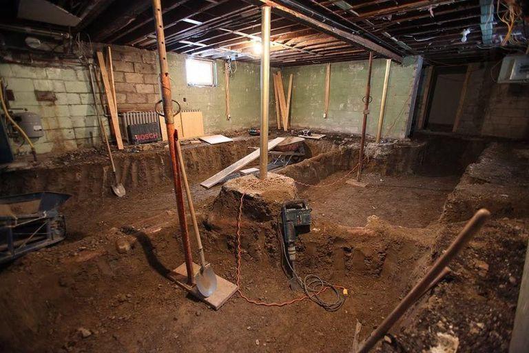 Lower Basement Old Basement Basement Remodeling Basement Remodel Diy