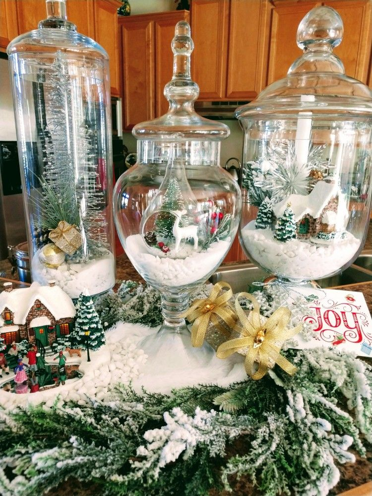 Christmas Apothecary Jars Decorating With Apothecary Jars For Christmas Apothecary Jars Decor Christmas Jars Dollar Tree Christmas Decor