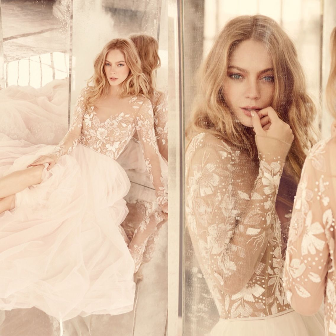 Wedding dresses fresno  Remington by Hayley Paige now available at Mia Bella Call to