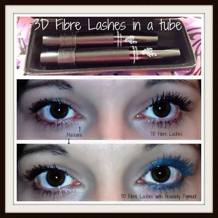 3D Fiber Lashes with younique pigments give you lots of color options. Click here to get yours. www.youniqueproducts.com/DeborahVillarreal