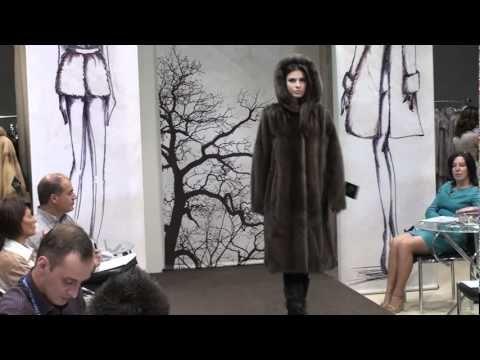 KN Furs Fashion Show 3 - YouTube