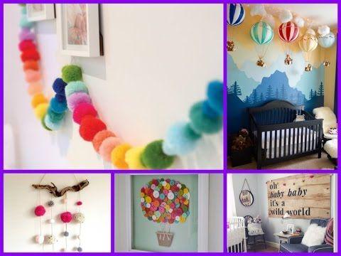 Baby Room Decoration 25 Cute Diy Baby Room Decorating Ideas Baby Nursery Decor Youtube Baby Nursery Diy Decor Diy Nursery Decor Baby Room Diy
