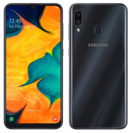 Galaxy A30 Prix Tunisie Celulares Samsung Galaxy Smartphone
