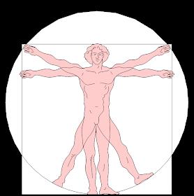 Highhill Homeschool Leonardo Da Vinci Vitruvian Man Activity For Kids Da Vinci Vitruvian Man Vitruvian Man Da Vinci Art