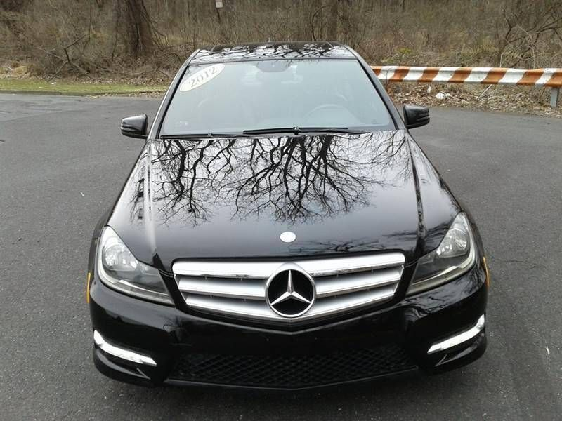 2012 mercedesbenz cclass for sale in allentown pa