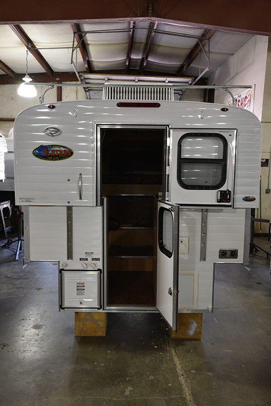 Alaskan Camper Review Hard Side Popups Pinterest Camper Truck