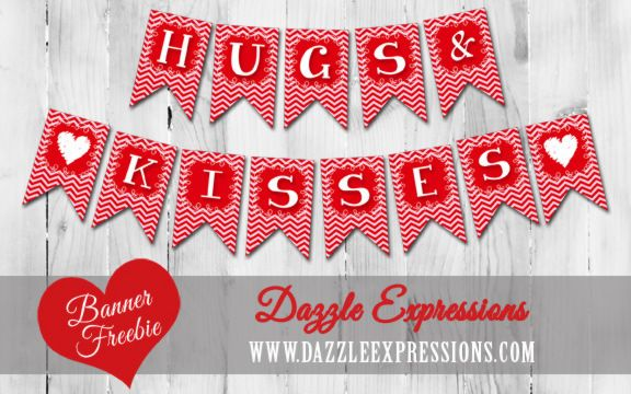 A Little Love From Dazzle Expressions Hugs And Kisses