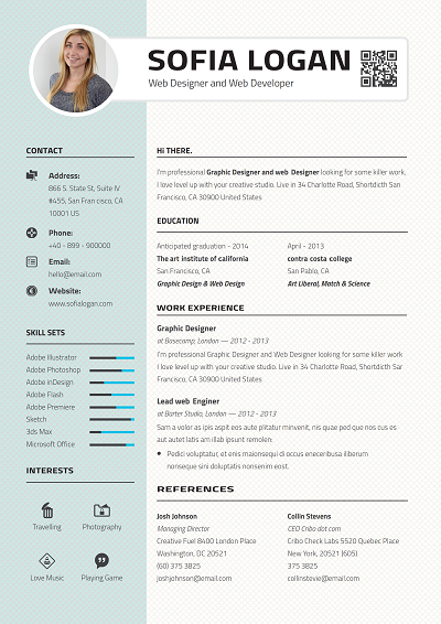 Tennessean Chronological resume, Resume layout, Resume