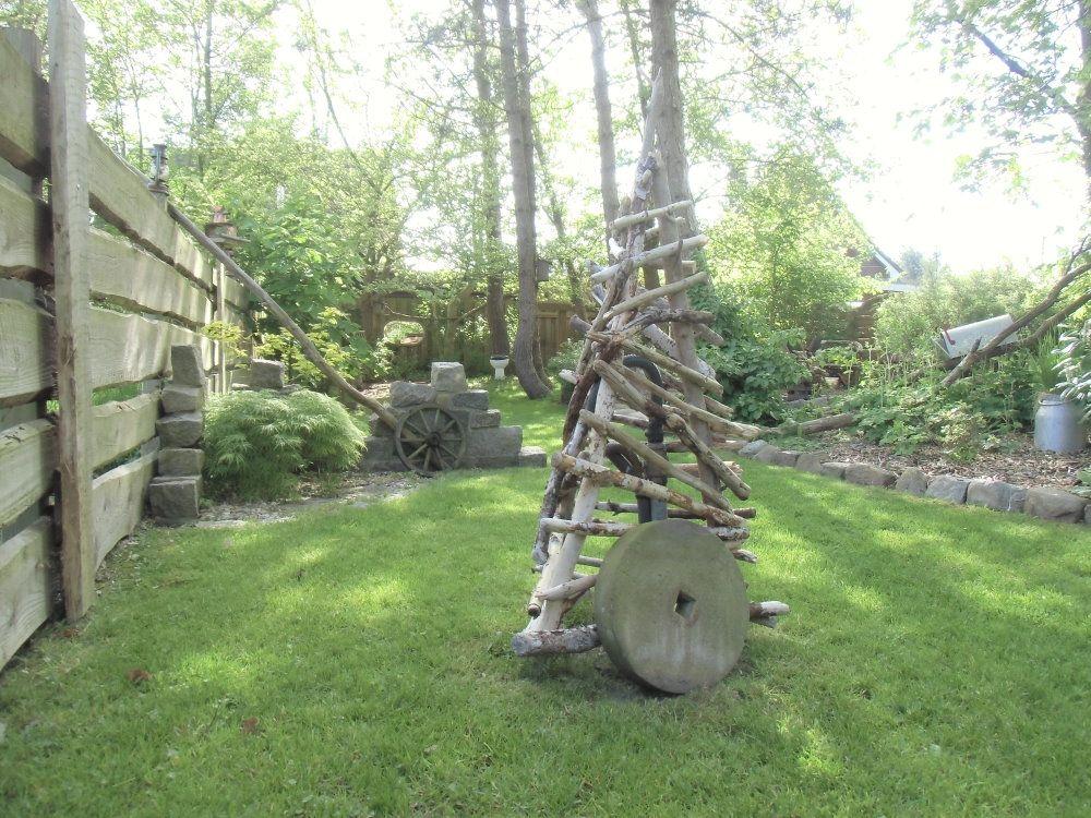 Treibholz, Woodwork, Holz, Schwemmholz, Nordseeküste, Nordsee - gartengestaltung mit holz