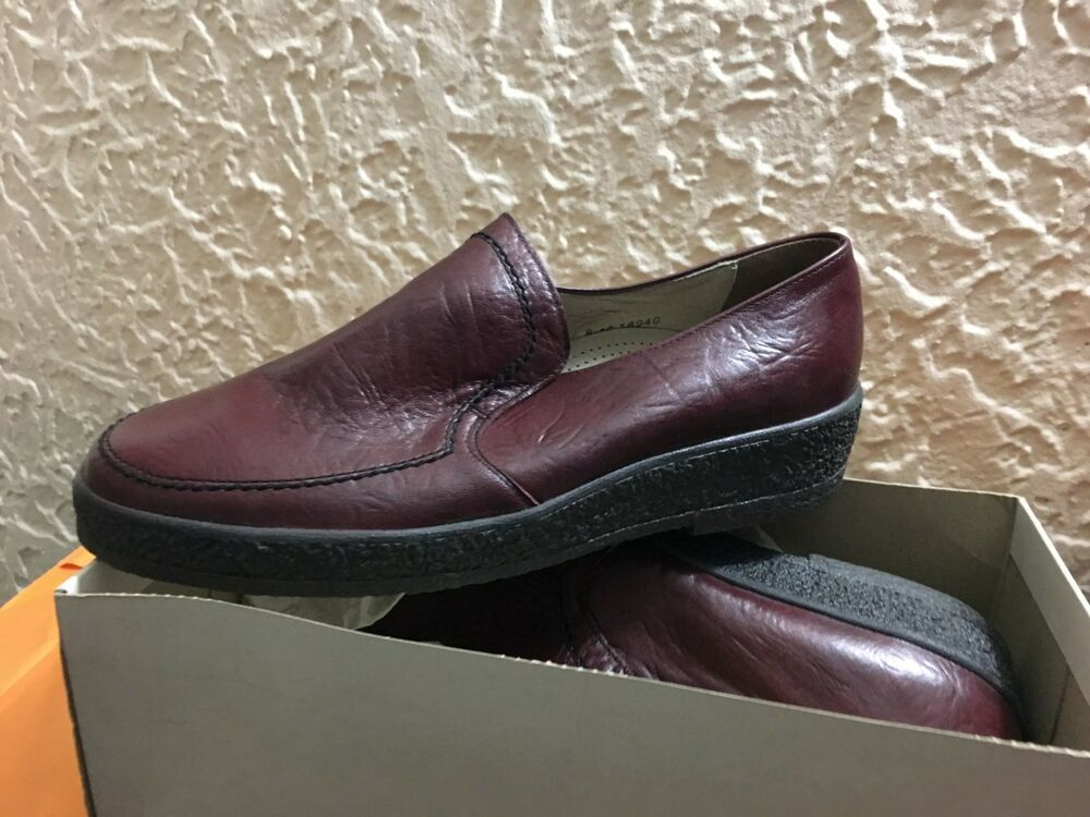 SALAMANDER Rainer MENS SHOES Made in West Germany. NEW. Rare