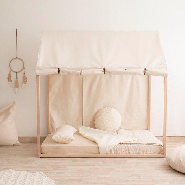 le lit cabane la nouvelle star des chambres d enfants. Black Bedroom Furniture Sets. Home Design Ideas