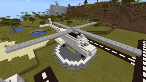Mesaville Android Creation Update Map For Minecraft PE - Minecraft maps fur android