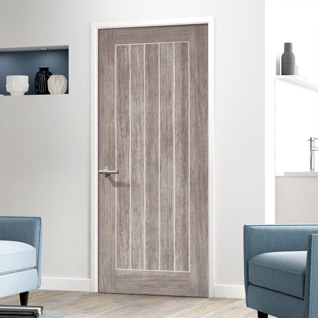 Laminate Mexicano Light Grey Fire Door 1 2 Hour Fire Rated Prefinished Fire Doors Grey Doors Door Fittings