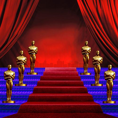 Details about 10 39 x10 39 computer painted cp scenic photo - Oscar award wallpaper ...