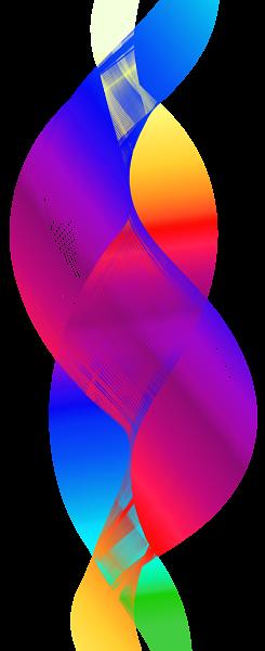 Wavy Line Multicolor PNG Clip Art Image   Clip art, Art ...
