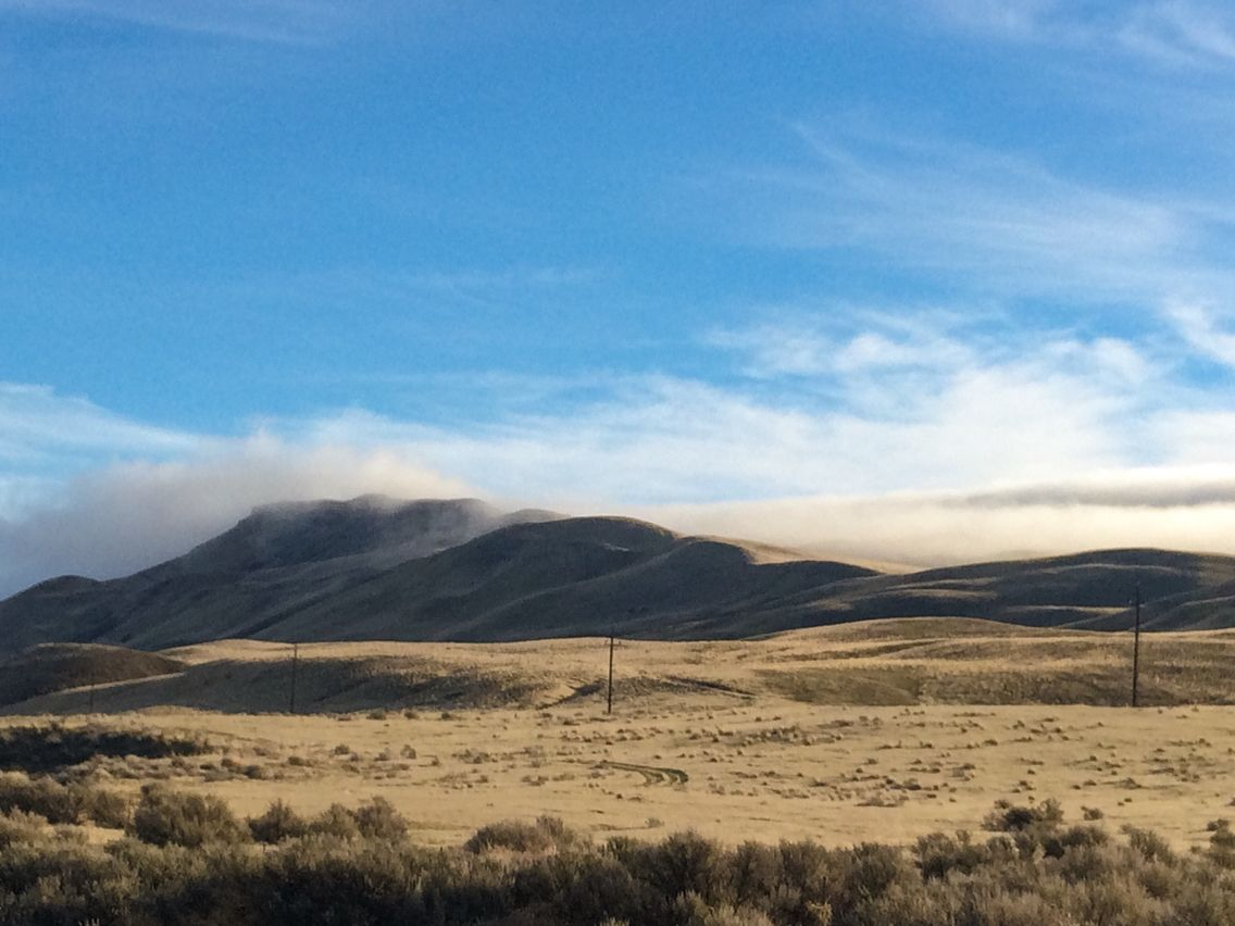 The Horse Heaven Hills of south-central Washington State, (2015)