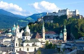 Salzburg, Austria....check.