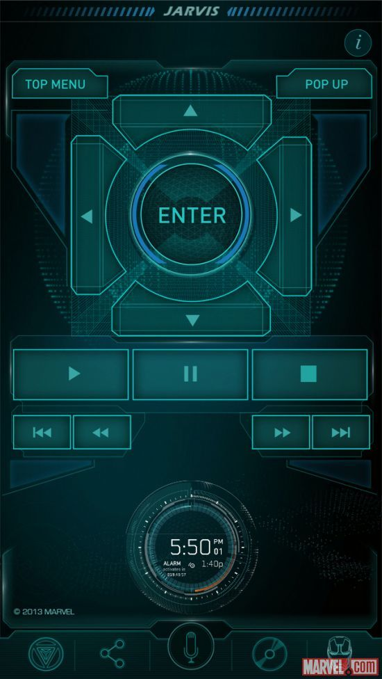Pin By Marvel Entertainment On Iron Man Marvel User Interface Live Wallpaper Iphone Jarvis iron man iphone wallpaper