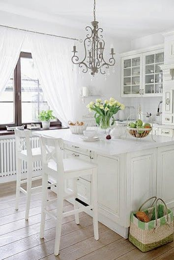 BOISERIE & C. | Progetti - Projects nel 2019 | Cucina shabby ...