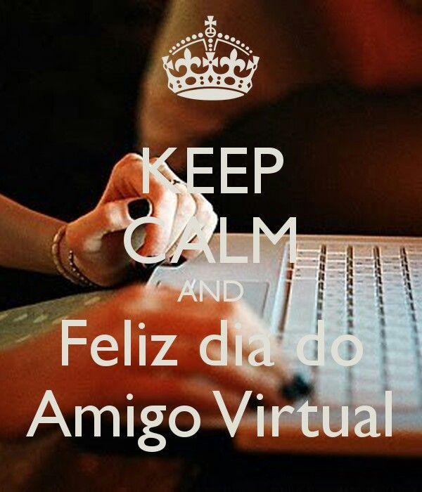 Dia 26 de Março,  Dia do Amigo Virtual