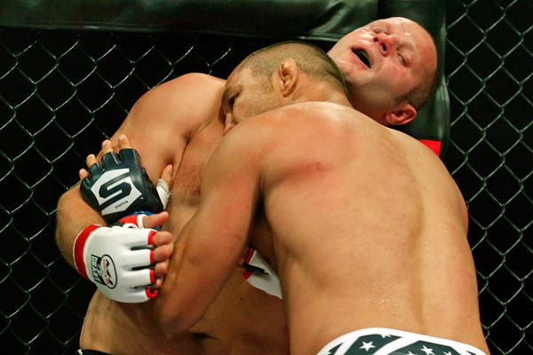 Fedor Emelianenko - No longer indestructible Fedor retires.