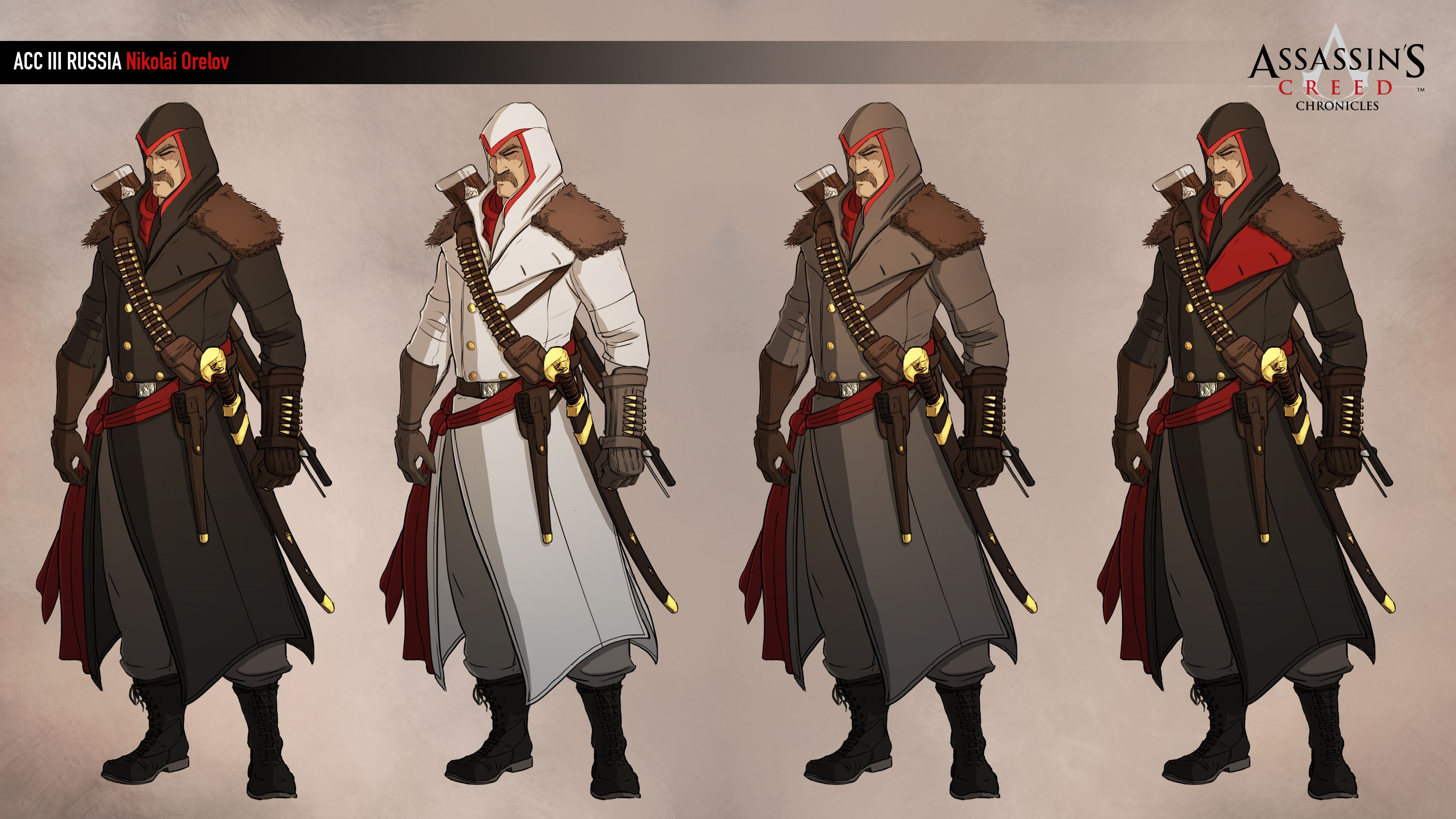 Assassin S Creed Russia Concept Art Assassins Creed Assassin S
