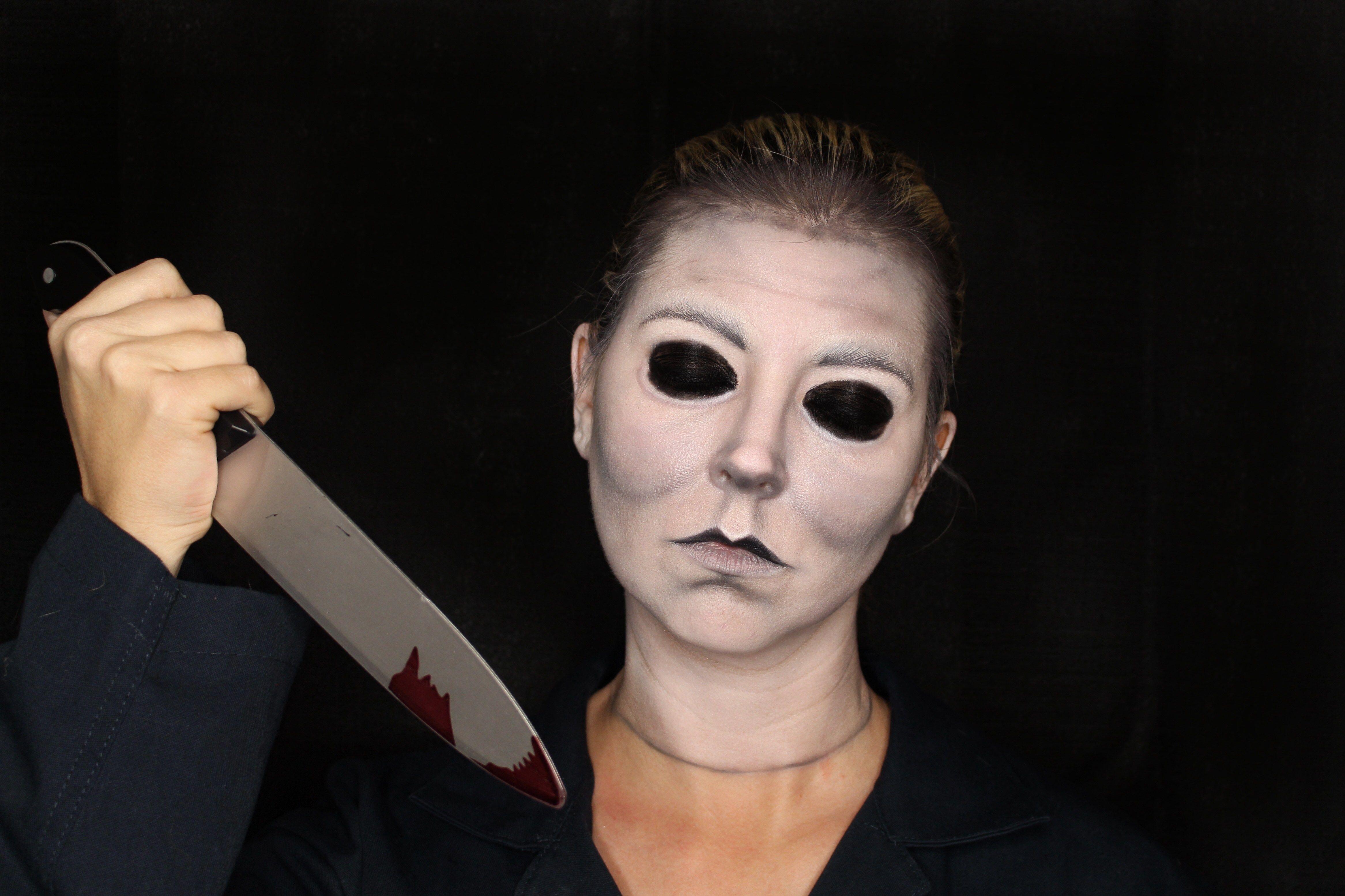 Michael Myers Halloween Makeup Michael myers halloween