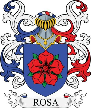 Rosa Familiewapen Rosa Coat Of Arms Meanings And Family Crest