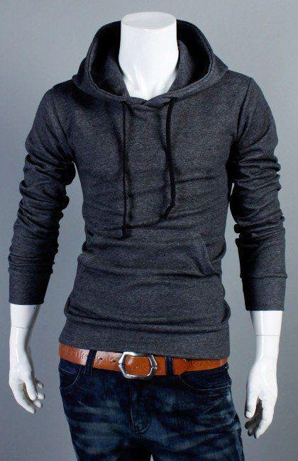 Clothing · Mens Hoodies Sweatshirts Fashion Stylish Fitted Casual ...