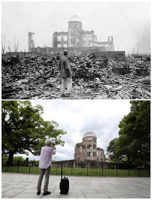 Hiroshima And Nagasaki 70 Years After The Atomic Bombings