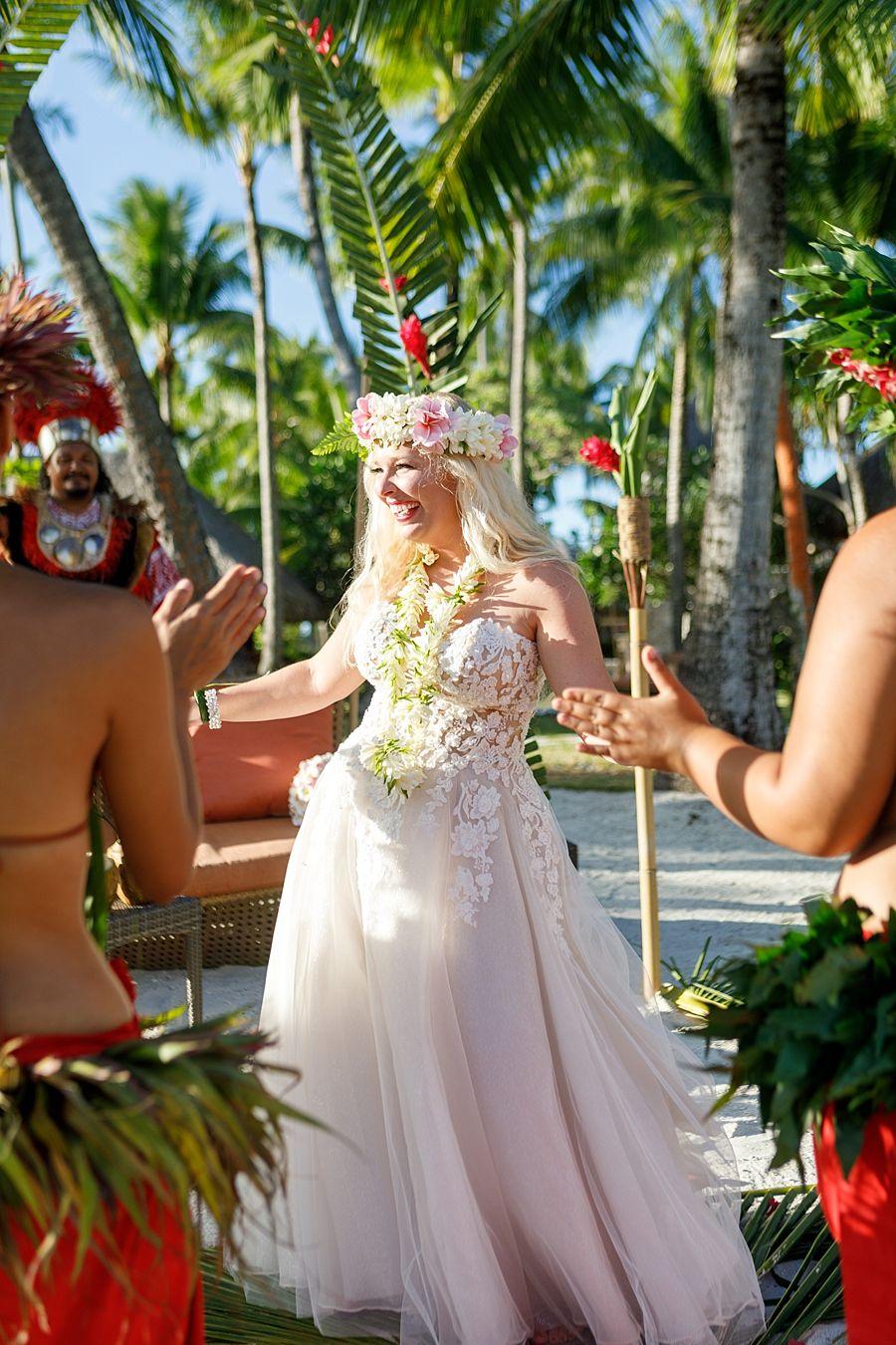 Breathtaking Bora Bora Elopement Wedding And Trash The Dress Photos Destination Wedding Details Elope Wedding Beach Wedding Dress Most Beautiful Wedding Dresses [ 1350 x 900 Pixel ]