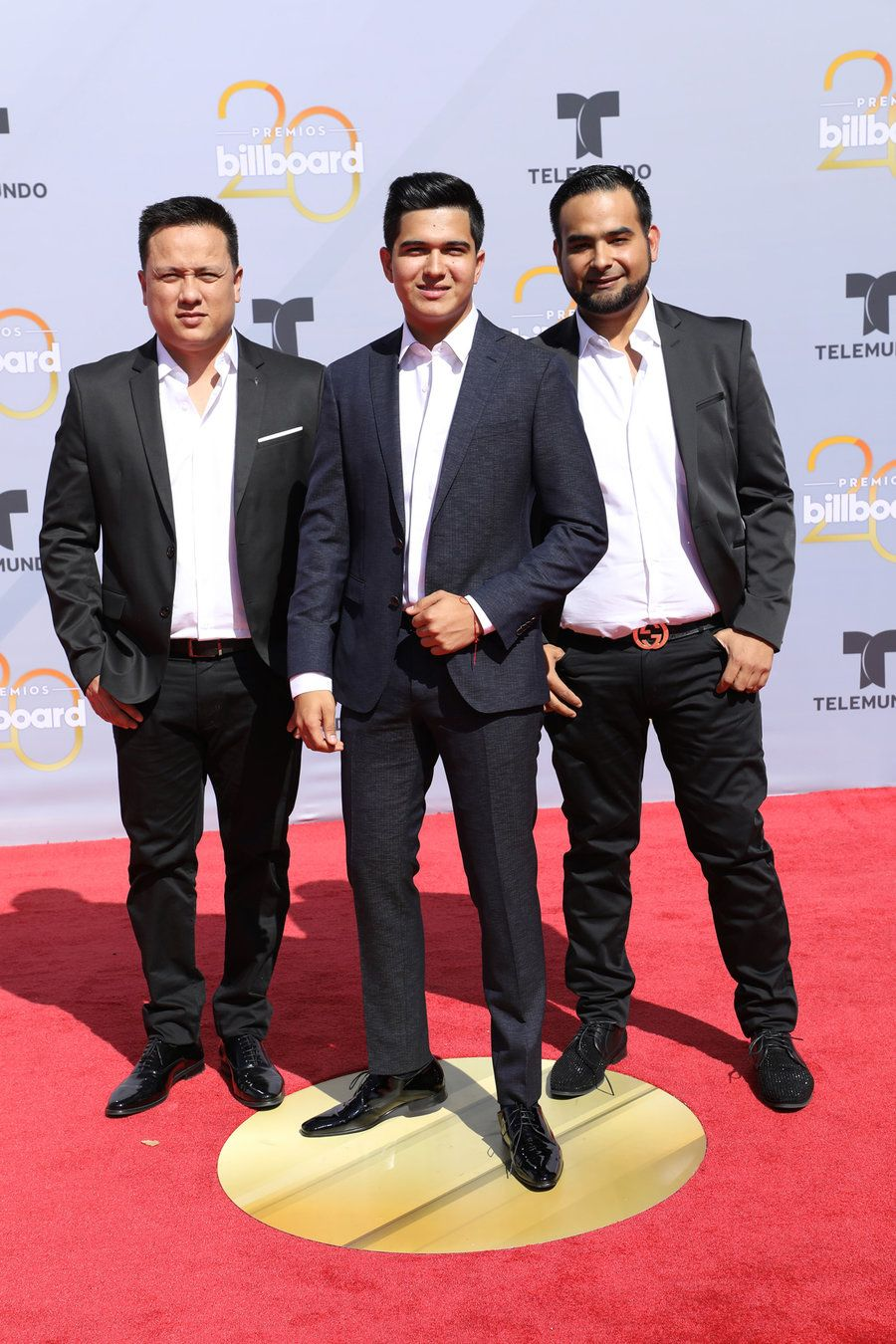 Ulices Chaidez Y Sus Plebes Attends The 2018 Billboard Latin Music