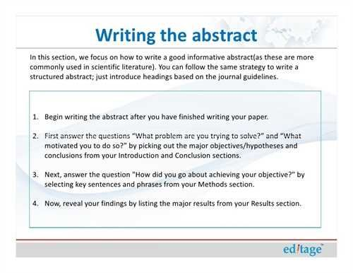 Things To Do A Research Paper On Abstract Writing Abstract Research Paper Research Paper