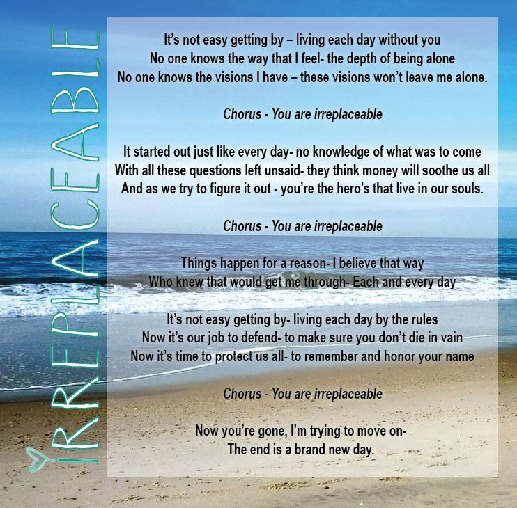 Lyric brand new you won t know lyrics : Amazing Lyrics To The Song