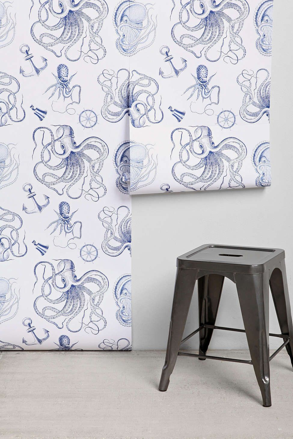 walls need love vintage nautical removable wallpaper vintage walls need love vintage nautical removable wallpaper i just really want this to be used in