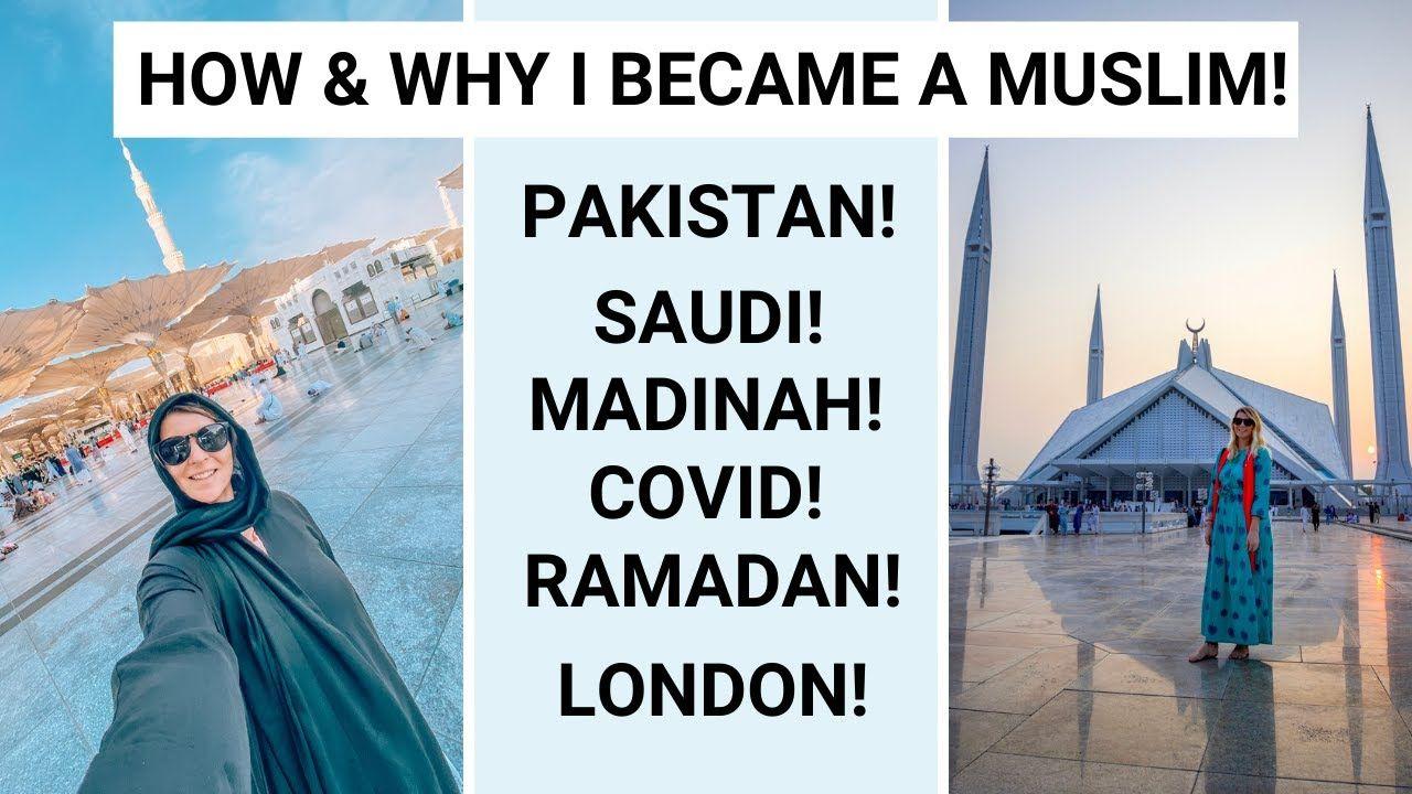 🇬🇧 Ellie Quinn | How & Why I Became a Muslim
