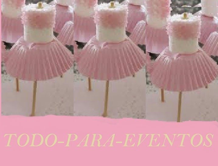 ideas para fiesta de ballet - Buscar con Google | party ...