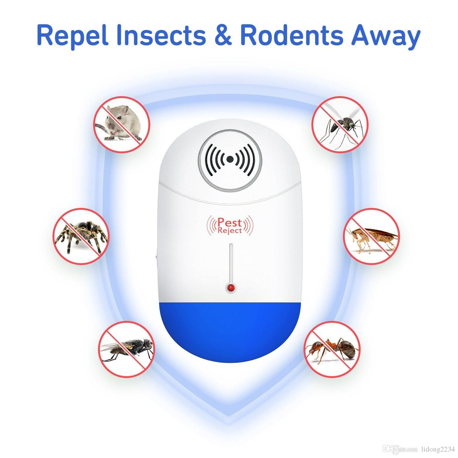 Ultrasonic Pest Repeller Reviews (Ultrasonic Pest Reject