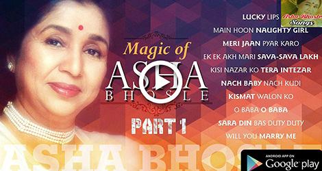 Asha Bhosle Hit Songs Songs Hit Songs Asha Bhosle