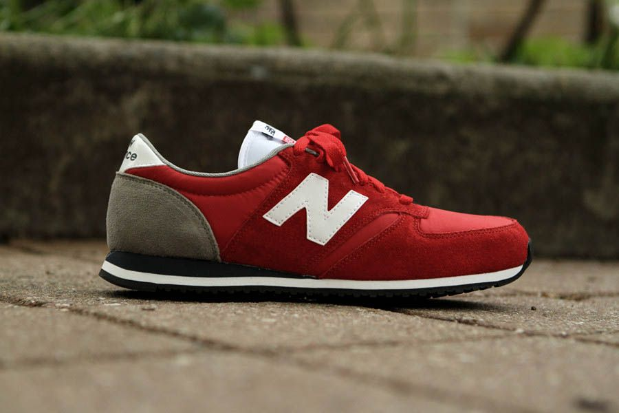 new balance 420 red and grey