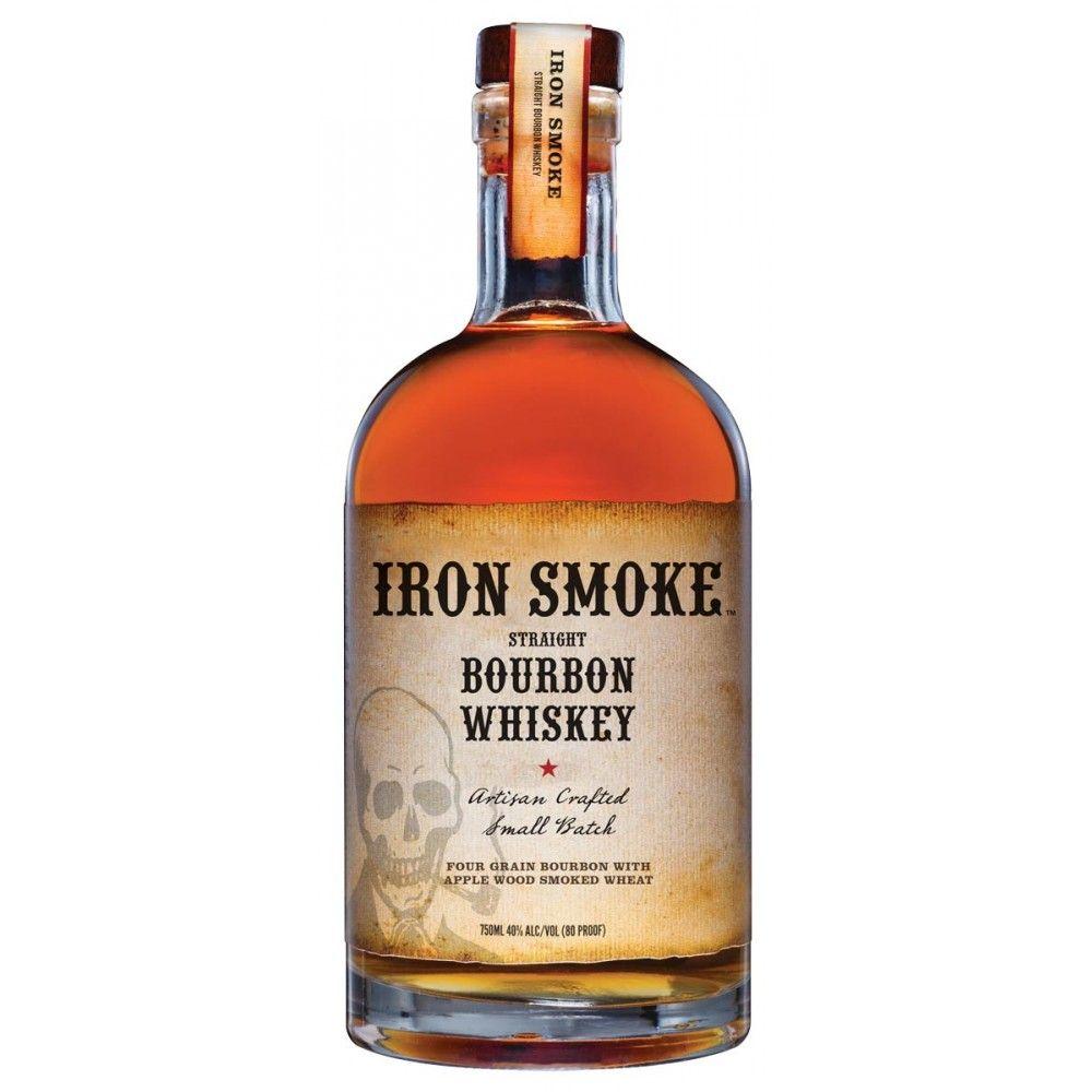 Iron Smoke Straight Bourbon Whiskey Won Double Gold At 2017 North American Bourbon Whiskey Competitio Smoked Whiskey Straight Bourbon Whiskey Bourbon Whiskey