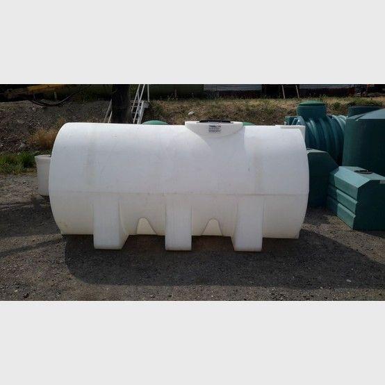 Horizontal Rklt 1000 Gallon Leg Tanks Poly Tanks Storage Tanks Tank
