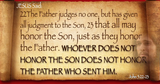 Kuvahaun tulos haulle John 5:22
