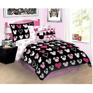 fae879a08a02d minnie mouse jewelry boutique | Disney Minnie Mouse Love Full Bed in ...