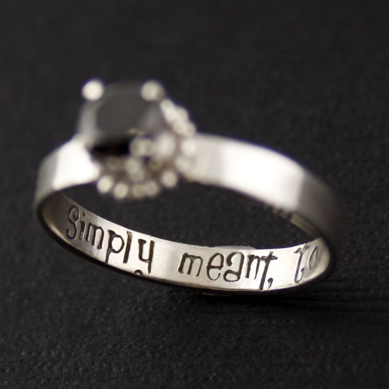 nightmare before christmas engagement rings go back gallery for nightmare - Nightmare Before Christmas Wedding Rings