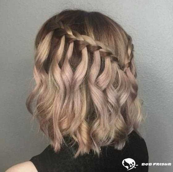 30 Wedding Hairstyles Half Up Half Down With Curls And Braid #Braid #curls #hairstyles #wedding